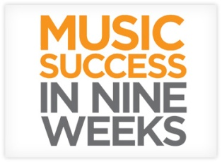 Post image for Music Success in Nine Weeks – Week 9