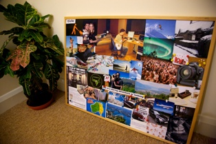Post image for How To Create A Portable Vision Board